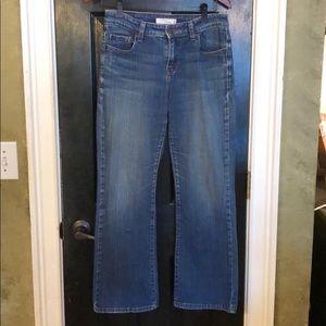 Levi's bootcut jeans size 6P